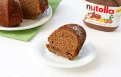 Pure Nutella Cake | Kirbie's Cravings | A San Diego food & travel blog