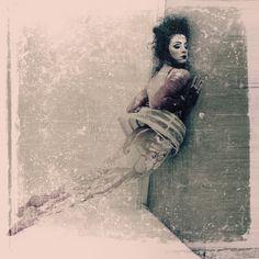 Female & nude art photography inspiration from Lilya Corneli