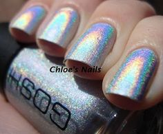 Chloe's Nails: GOSH Holo and an amazing package!