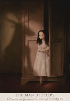 the man upstairs ~~~ stephen mackey Mark Ryden, Arte Horror, Horror Art, Arte Lowbrow, Creepy Art, Arte Pop, Pop Surrealism, Art For Art Sake, Eye Art