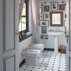 Uno #stile tradizionale si sposa perfettamente con chi sogna una sala da #bagno elegante e signorile. Materiali e tecnologie moderne si coniugano con un #design classico per trasformare il tuo bagno in uno luogo unico dove ritagliare del tempo per il tuo #benessere. - www.gasparinionline.it - #idealstandard #casa #interiors #homedecor #bathroomdesign #lovelyhome #interiordesignideas #arredamento #picoftheday