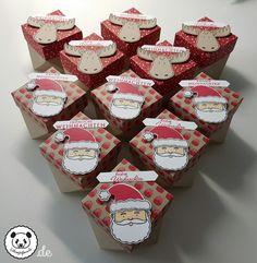 … möchte ich dir heute zeigen. So sieht die kleine Diamantbox – hier im weihnachtlichen Stil – aus: Fangen wir also mit dem Deckel an. Hierfür benötigst du ein Stück Papier mit de…