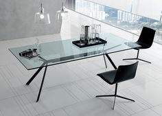 Alivar Cut Dining Table