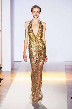 Zuhair Murad Spring 2013 Haute Couture Collection  - ELLE.com