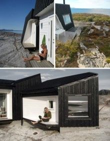 Cabin, Norway