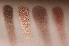 tempting honeylust mulch antiqued swatches Mac eyeshadow collection