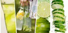 Agua para acelerar el metabolismo en las mañanas y quemar grasa!!!