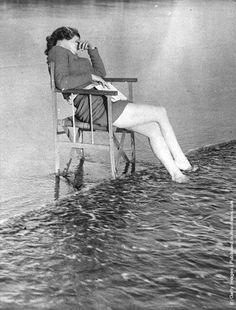 Fallen Asleep in the Sunshine, 1938