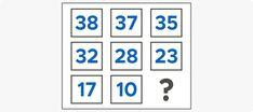 IQ Test 1P – Granford IQ Exams Knowledge Test, Psychology, Psicologia