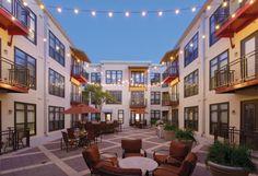 Gables 5th Street Commons - Austin, TX   - makes apartment life look pretty good!