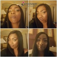 😘#CustomerShow by Genice 😍 you look so beautiful 💓 👇 wig info : DFW01 4.5inches super deep C side part lace front wig ,Indian remy hair natural color ,20inches ,light yaki . 👉http://www.premierlacewigs.com/4-5-super-deep-c-side-part-lace-front-wigs.html #premierlacewigs #wigs #lacefrontwigs #beauty #fashion #humanhairwigs #indianremyhair #hair #beautifulhair #sidepart