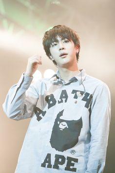 I like his shirt