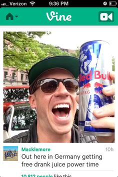 I love Macklemore and his smile so much!! Do I Love Him 9cd9b2f8e