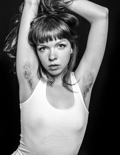 Photographer Challenges Female Beauty Standards With Unshaven Underarm Pictures | Bored Panda