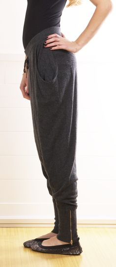 ELIZABETH & JAMES LOUNGEWEAR, more like every day wear. ha.