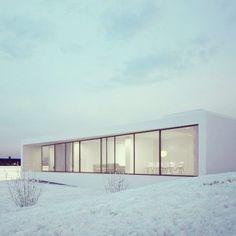 The Reykjavik House. Beautiful Architecture, Contemporary Architecture, Interior Architecture, Minimalist Architecture, Contemporary Homes, Interior Design, Glass House, Glass Design, House Design