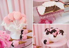 Juneberry Lane: Ice Cream Social: A Gender Reveal Surprise!!!