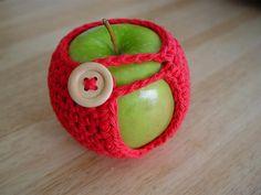 Omenan suojus.