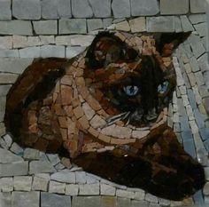 B V Castell Mosaics