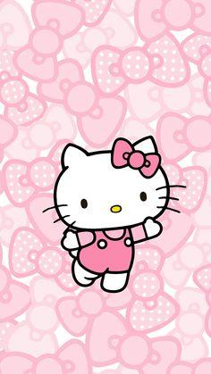 64 Best Ideas For Birthday Wallpaper Iphone Backgrounds Hello Kitty Hello Kitty Gifts, Hello Kitty Pictures, Kitty Images, Hello Kitty Birthday, Sanrio Hello Kitty, Hello Kitty Art, Kitty Kitty, Sanrio Wallpaper, Kawaii Wallpaper