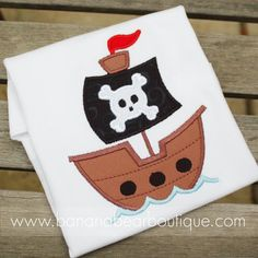 pirate birthday t-shirt?
