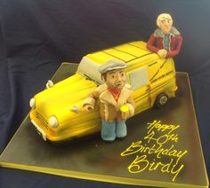 Only fools and horses cake First Communion Cakes, Cake Models, Only Fools And Horses, Paris Cakes, Horse Cake, Harry Potter Cake, Horse Party, Book Cakes, Character Cakes