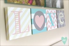 striped canvas art somewhere in my home pinterest striped