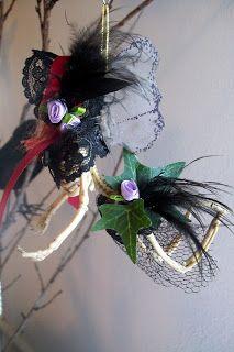 skeleton fairies