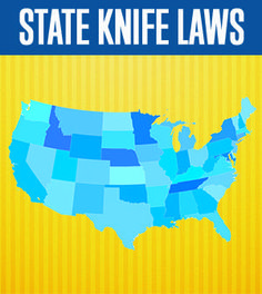 State Knife Laws By State – How to Stay Legal. Do you know about your state law?