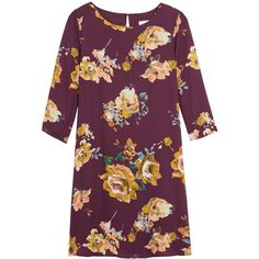 Received and KEPT- one of my favorite SF pieces ever! Great fall floral print and colors
