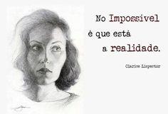 No impossível é que                                                                                                                                                                                 Mais