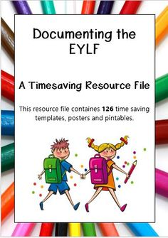 This resource file contains over 150 valuable time saving templates, posters and… Teaching Packs, Teaching Kindergarten, Teaching Tips, Early Education, Childhood Education, Childcare Environments, Learning Stories, Thinking Strategies, Family Day Care