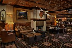 Cowboy boots are the dress code at the Driskill Bar. Happy hour specials every night with rustic charm to please everyone. Oops! We almost forgot to mention—This Austin staple is haunted.