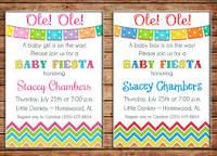 Image Result For Mexican Themed Baby Shower Invitations