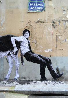 Levalet #streetart jd