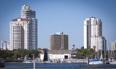 Downtown #StPetersburg, FL is now vibrant and fun - lots of art galleries, shops, dining.