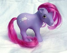 Vintage My Little Pony G1 Mail Order Sweet Scoops
