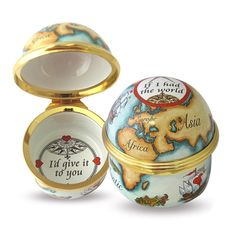 Exquisite Halcyon Days Enamel Boxes from Scully & Scully are perfect gifts for any occasion. Handmade & handpainted in England. Scully And Scully, Halcyon Days, Tiny Treasures, Pill Boxes, Pottery Designs, Little Boxes, Its A Wonderful Life, Trinket Boxes, Enamel