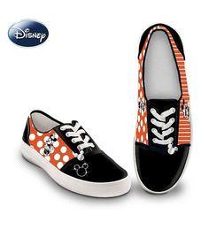 My Disney shoes.