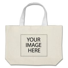 Make It Your Way Canvas Bag