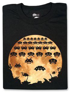 Moon Invasion :: ThinkGeek