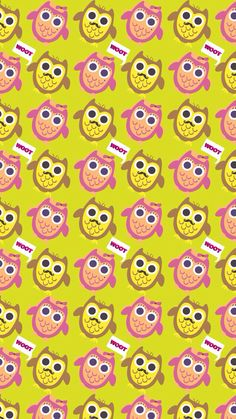 Owl And Moustache Wallpaper Who Doesnt Love Owls Moustaches