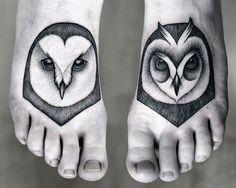 Animal Tattoo by Kamil Czapiga | Tattoo No. 12263