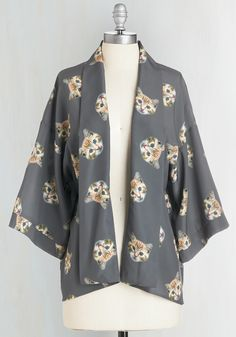 It Had to be Mew Jacket, #ModCloth