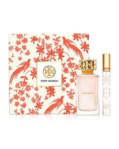 Tory Burch Spring Set by Tory Burch at Neiman Marcus. Love this fragrance, so fresh.