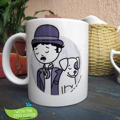 Caneca Chaplin - R$35