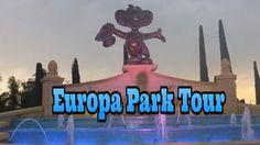 Vlog 86: Europa Park Trip! (Achter de Schermen Xtremerides.nl)