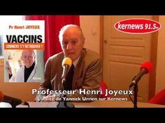 Professeur Henri Joyeux : « Le grand public est intéressé par la santé, alors qu'en médecine on apprend la maladie. » - Vaccins - Comment s'y retrouver?