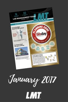 Be on the lookout for LMT's January issue, chock full of everything you need to know about LMT LAB DAY!