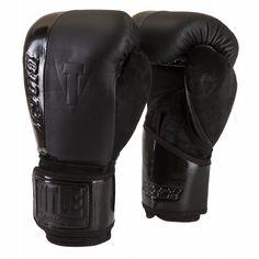 TITLE BLACK Blast Training Gloves-   http://www.titleboxing.com/gloves/training-sparring-boxing-gloves/title-black-blast-training-gloves